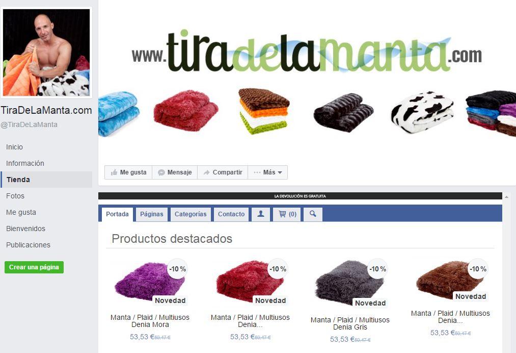tiradelamanta-tienda-facebook