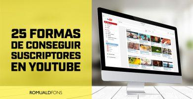 25-formas-de-conseguir-suscriptores-en-Youtube