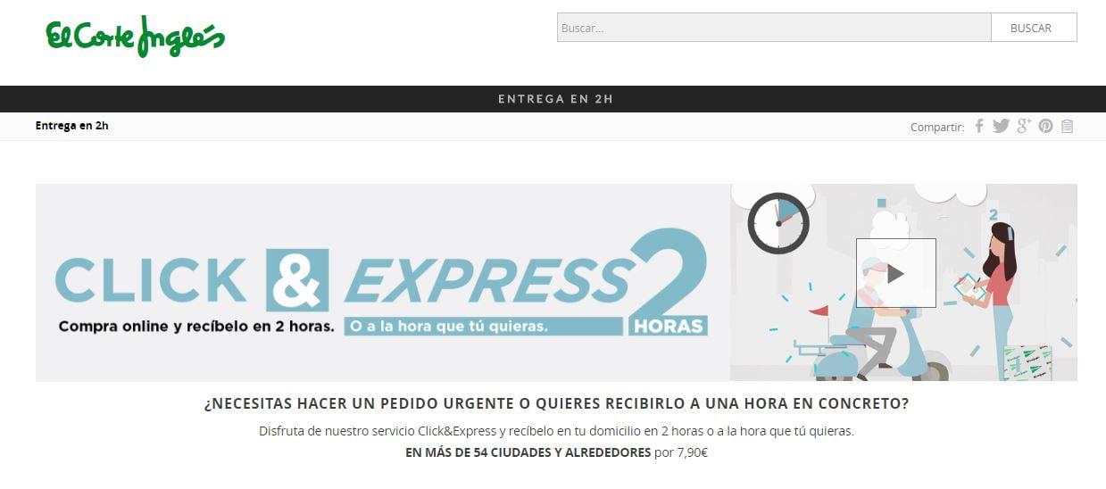 Pedidos express