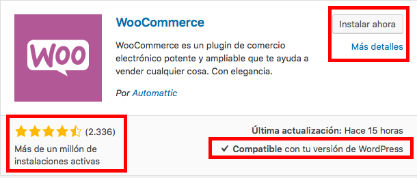 descargar un plugin wordpress