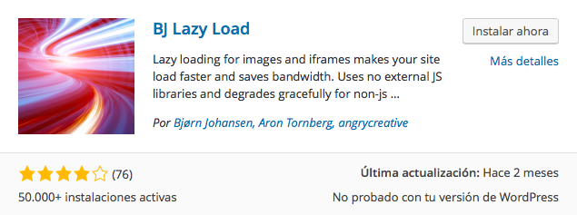 plugin BJ lazy load