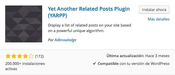 plugin post relacionados