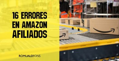 errores amazon afiliados