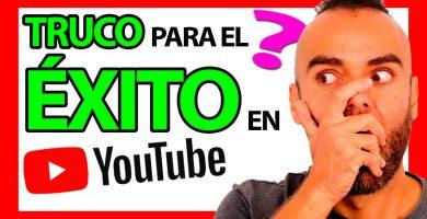Como Tener exito en Youtube DEMOSTRADO