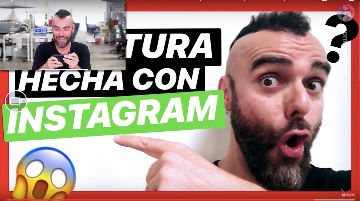 Cómo Hacer Miniaturas Para Youtube Con Instagram Y Tu