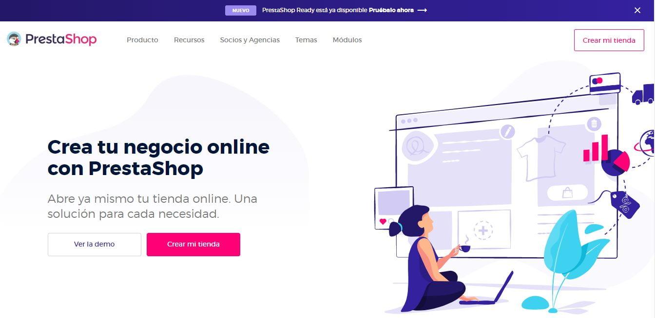 b053b4a26e Crear una tienda online con PrestaShop  GUÍA PASO A PASO ...