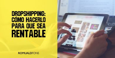 guía dropshipping rentable