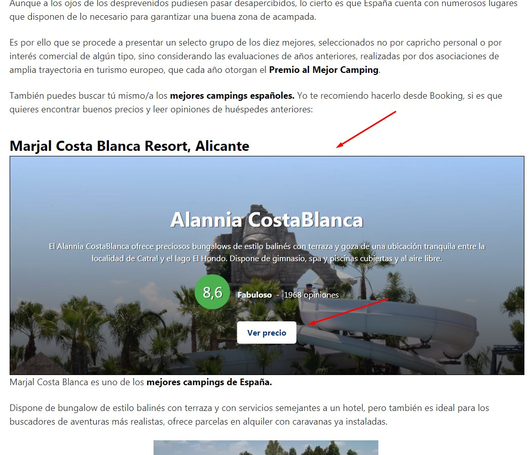 plugin para booking afiliados