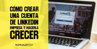 cómo crear una cuenta linkedin empresa