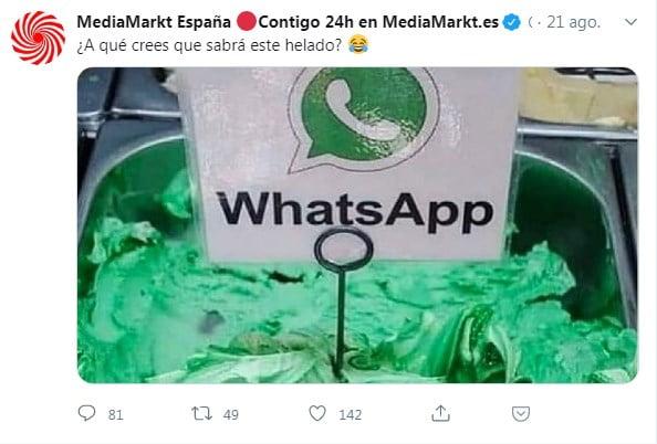 redes sociales mediamarkt