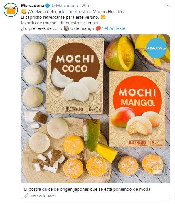 social media marketing ejemplos