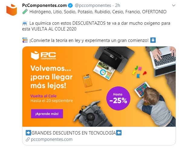 pc componentes community management