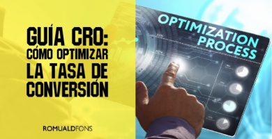 optimizar conversiones con CRO